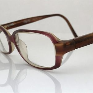 Coach Women Eyeglasses Frame Abbi 544 Berry 53[]16